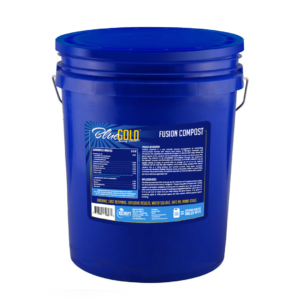 Blue Gold™ Fusion Compost Vegetative & Flowering Cycles – Garden, Farm, Tree, Lawn/Turf