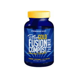 Eden Blue Gold™ Fusion Compost Flower Water Soluble NPK Fertilizer