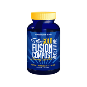Eden Blue Gold™ Fusion Compost Vegetative Water Soluble NPK Fertilizer