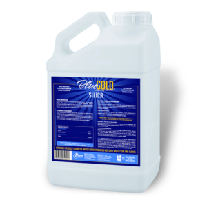 Blue Gold™ Silica (Water-Soluble Organic Silica Solution)