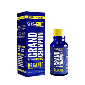 Blue Gold™ Grand Champion PME – 30 Day Supply Pet Supplement